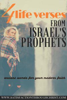 Life Verses for a Radical Modern Faith | Satisfaction Through Christ