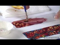 Blick art lessons - Impressionistic Marker Painting - Lesson Plan