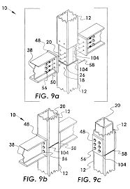 Image result for hss steel column and beam connection