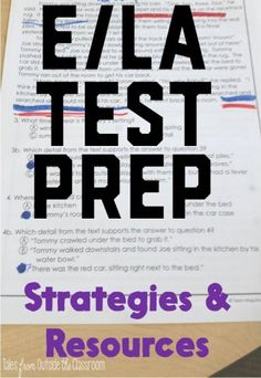Strategies and resources for preparing your intermediate students for the big test!