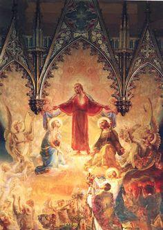 Sväté rany a duše v očistci State Of Grace, Stormy Sea, What Is It Called, The Rev, Painting, Heaven, Art, Art Background, Kunst
