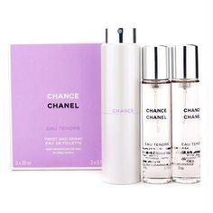 Chanel Chance Eau Tendre Twist & Spray Eau De « Impulse Clothes
