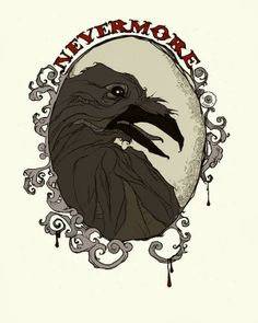 O Corvo- Edgar Allan Poe