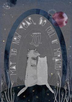 Happy New Year 1012 ju.hu.