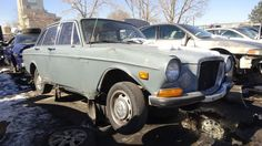 Volvo 164 (1969) Maintenance/restoration of old/vintage vehicles: the material for new cogs/casters/gears/pads could be cast polyamide which I (Cast polyamide) can produce. My contact: tatjana.alic@windowslive.com