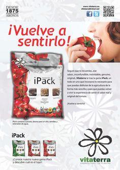 Campaña publicitaria iPack 2014