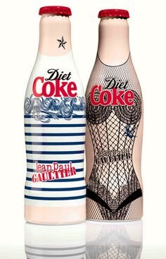 Awesome packaging design. Too bad it's for diet Coke which tastes like crap and too bad it's only available in the US