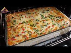 ΝΟΣΤΙΜΟ! / Η οικογένεια θα το λατρέψει πολύ / Γεύμα ή δείπνο / για ειδικά τραπέζια - YouTube Casserole Recipes, Meat Recipes, Cooking Recipes, Good Food, Yummy Food, My Best Recipe, Crepes, Lasagna, Quiche