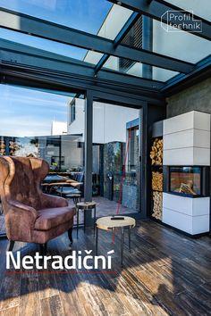 Potřebujete prostor pro oživení vašeho domova? Co takhle druhý obývak v zimní zahradě? Inspiraci se meze nekladou, takže můžete povolit uzdičku své fantazie.