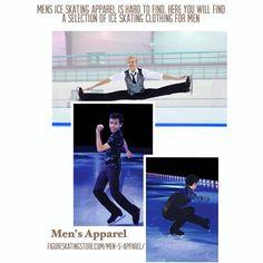 Men's Apparel: ✔️https://figureskatingstore.com/men-s-apparel/ Men's Ice Skating Apparel is hard to find, here you will find a selection of ice skating clothing for men ✅826 Mens Hard Rock Top https://figureskatingstore.com/826-mens-hard-✅831 Mens Swirl Vest https://figureskatingstore.com/831-mens-swirl-#figureskating #figureskatingstore #figureskates #skating #skater #figureskater #iceskating #iceskater #icedance #ice #skates #iceskates