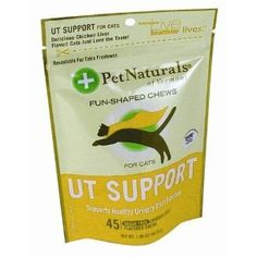 $4.87-$8.99 UT SUPPORT contains ingredients to support a healthy urinary tract. UT SUPPORT helps to: ? Maintain proper urinary tract function ? Maintain normal pH which may reduce the likelihood of crystal formation. ? Support immune system function.