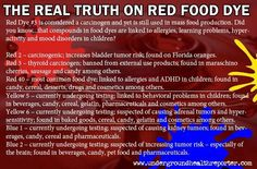 Be sure this toxic ingredient is not in the foods you buy for your children! One of the many ingredients still found in US processed foods that has been banned in other countries!