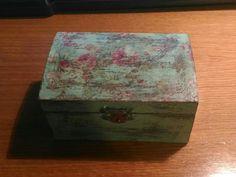 Dream box - shabby chic