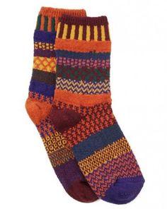 Mismatched Socks - Great Yankee Swap Gift Ideas from MyUntangledlife.com