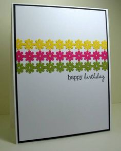 Love simple color.  FS267 - Pinkberry by Ardyth - Cards and Paper Crafts at Splitcoaststampers