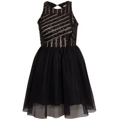 John Zack Contrast Skater Dress ($25) ❤ liked on Polyvore featuring dresses, vestido, black, party dresses, womens-fashion, sleeveless cocktail dress, tall dresses, tall skater dress, mesh dress and john zack dresses