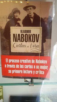 """Cartas a Vera"" de Vladimir Nabokov. RBA."