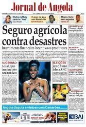 Jornal de Angola 19-12-2012 Angola