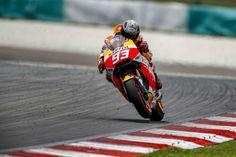 """MotoGP - Marc Marquez: """"Cuidado com Viñales, é mais rápido do que Rossi"""""""