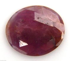 Opaque Oval Loose Natural Rubies , without Star Ruby? Ruby Gemstone, Natural Ruby, Gemstones, Stars, Rose, Nature, Ebay, Jewelry, Pink