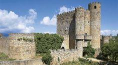 Castillo de la Coracera. San Martín de Valdeiglesias (Madrid)
