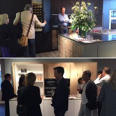 Champagne & a cookery demonstration at Espresso Design #Focus16