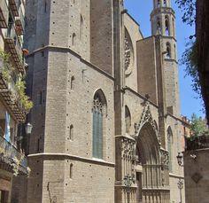 Igreja Santa Maria - Cataluña