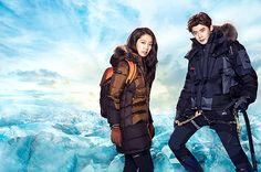 MILLET F/W 2015 Visuals Feat. Park Shin Hye & Lee Jong Seok | Couch Kimchi