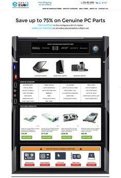 PartsCube.com is a wholesaler and e-retailer of computer related products and components. We specialize in providing genuine replacement parts for laptops, desktop computers, servers from Dell, Toshiba, HP, Acer, Lenovo, Sony and more.
