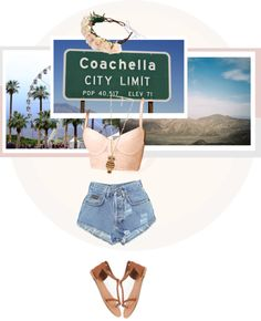 """""""Day 2 Of week 1 Coachella"""" by twiluv18 ❤ liked on Polyvore"""