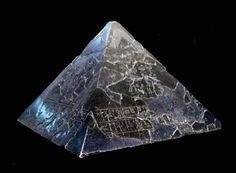 Pyramidion of the pyramid of Khendjer, Egyptian Museum, Cairo,