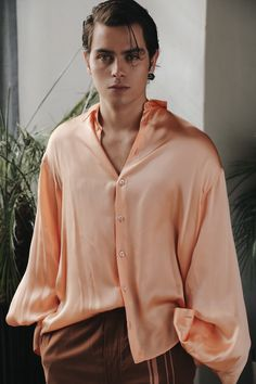 Jake T. Austin photographed by David-Simon Dayan for Flaunt Magazine. Jake wears Y/Project top and Acne Studios pants Jake T Austin, Evan Ross, Celebrity Outfits, Well Dressed Men, Summer Shirts, Stylish Men, Hot Guys, Look, Menswear