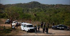CONFIRMAN MUERTE DE CINCO COLOMBIANOS DESAPARECIDOS EN MÉXICO