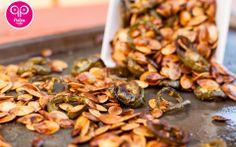 Jalapeno Paleo Pumpkin Seeds Pumpkin seeds Jalapeño  Sea salt Paprika Olive oil