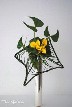 Designed by Thai Mai Van