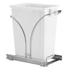 Household Essentials Under Cabinet Single Sliding Trash Can Caddy, 9-Gallon Household Essentials http://www.amazon.com/dp/B00HZABJLC/ref=cm_sw_r_pi_dp_1qgNvb1J77REM