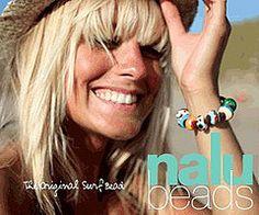 #AnnsCottageSurfShops    nalu beads,  most beautiful beads ever made .. EVER !