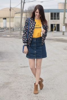 Florals for Spring? Groundbreaking. 5 Ways to Wear Floral When It's Cold Outside | Greta Hollar
