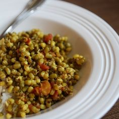 Sprouted Mung Bean Saute Recipe on Food52 recipe on Food52