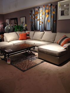 l shaped couch from hutsons