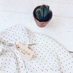 Leon&Harper blouse [size M] #kolifleur #consignment #secondhand  by @weirdnomad