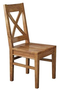 Deauville wood seat chair | Shack Homewares