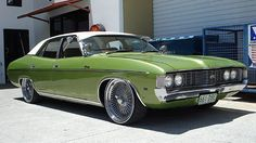 zf fairlane Australian Muscle Cars, Aussie Muscle Cars, Ford Falcon Australia, Ford Fairlane, Car Vehicle, Hot Rides, Car Ford, Street Rods, Windsor