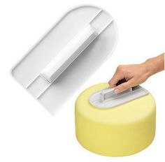 Fondant Smoother Backer Baking and Cake Decorating Supplies Spatula Smoother Comb Set Cake Edge Side Decorating Tools ** Remarkable discounts available  : Baking desserts tools