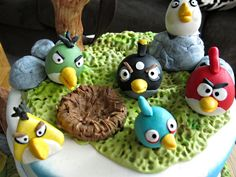 Trends Angry Birds Parties On Catch My Party