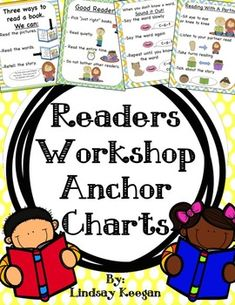 Anchor Charts for Reading/ Readers Workshop