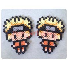 Naruto hama perler beads by pare_perlershop
