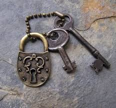 Image result for turtle lock and key