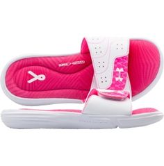 Under Armour Women's Ignite PIP VI Slide - Dick's Sporting Goods ((I will also have some of these this summer!..))