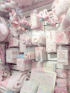 The Unicorn Store Kawaii Shop, Kawaii Cute, Unicorn Store, Desu Desu, Kawaii Bedroom, Cute Stationary, Cute School Supplies, Just Dream, My Melody
